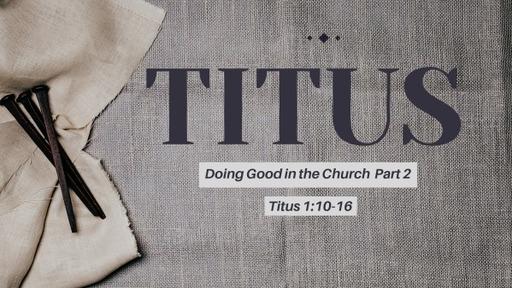 April 15, 2020 - Wednesday Bible Study