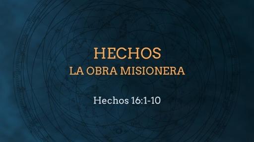 La Obra Misionera