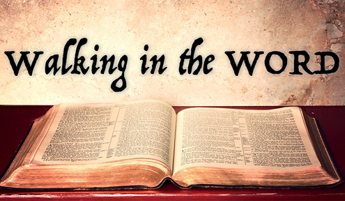 WAKE UP AND TRUST THE WORD BY DOING IT!!