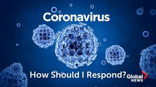 (Service) Coronavirus - How Should I Respond?