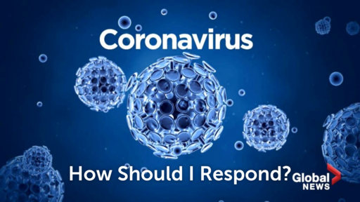 (Service) Coronavirus - How Should I Respond?