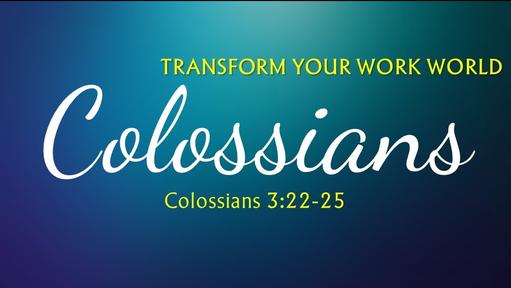 Tranform Your Work World