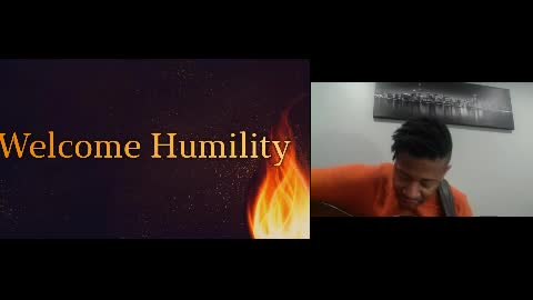 Welcome Humility