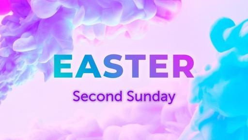 19 Apr Easter 2: A model for gathering together