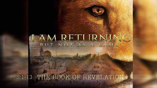 Book of Revelation 8:1-13