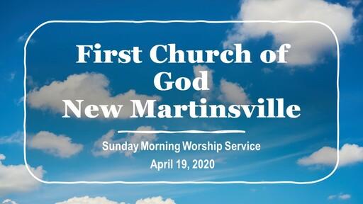 Sunday Morning Worship - April 19, 2020