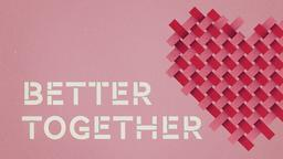 Better Together 16x9 PowerPoint Photoshop image