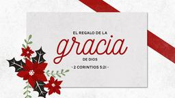 Gift of God's Grace el regalo de la gracia dios 16x9 PowerPoint Photoshop image