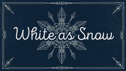 White as Snow 16x9 PowerPoint Photoshop image