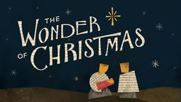 The Wonder of Christmas  PowerPoint Photoshop image 1