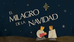 The Wonder of Christmas el milagro de la navidad 16x9 PowerPoint Photoshop image