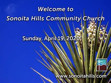 04-19-2020 Sunday Service