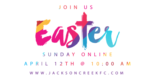 Easter Service | April 12th, 2020 - Spiritual Friendship