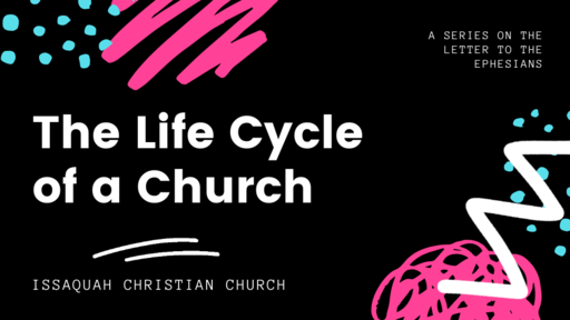 The Life Cycle of a Church