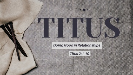 April 22, 2020 - Wednesday Bible Study