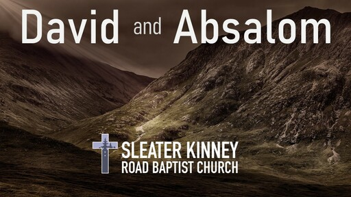 David and Absalom