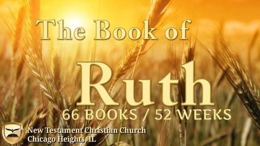 66/52 - Week 13 Ruth 04/21/20