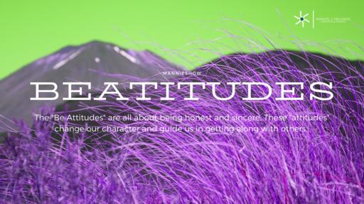 Beatitude Series