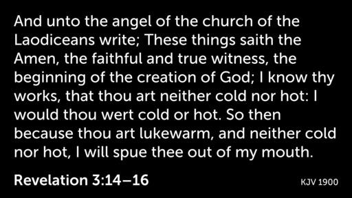 Revelation 3 Part 2