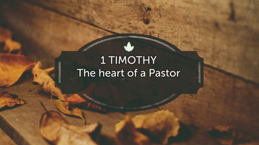 1 Timothy 1:1-11