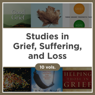Studies in Grief, Suffering, and Loss (10 vols.)