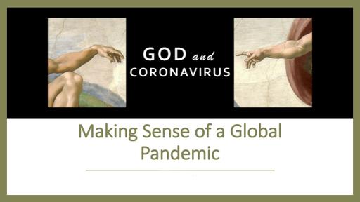 God and Coronavirus