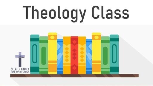 Theology Class