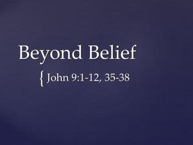 Sunday Message 4/26/20