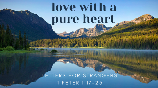 Love With a Pure Heart