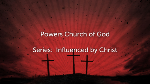 Influenced by Christ