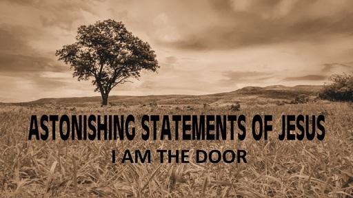 I Am the Door