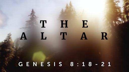 538 - The Altar
