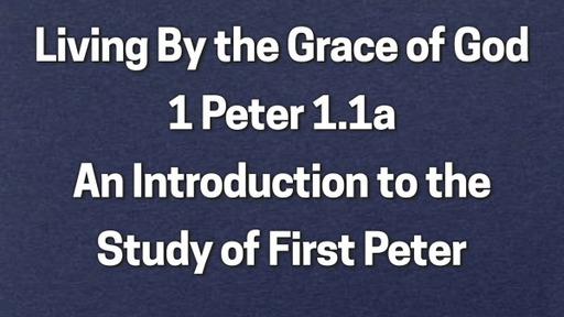 I Peter