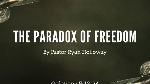 Galatians 5:13-24
