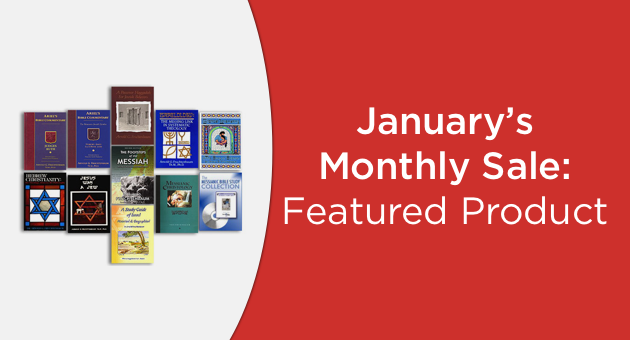 January's Monthly Sale: Featured Product