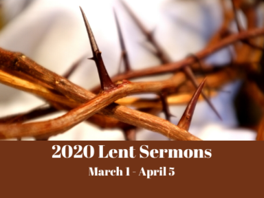 2020 Lent Series