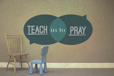 Jesus' Prayer Template