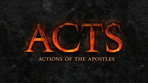 The Birth of the Church pt.1 - The Power of the Church Acts 2:1-13