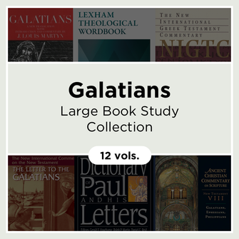 Galatians Book Study Collection - Large (12 vols.)