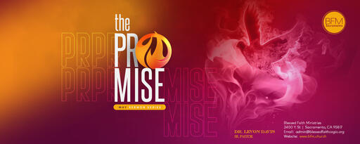 The Promise - May 2020 Sermon Series