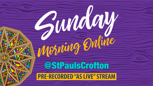Morning Service (Online) - Rev Keith Foot 19Apr20