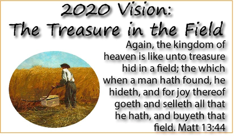 4.29.2020 Wed Hidden Glory
