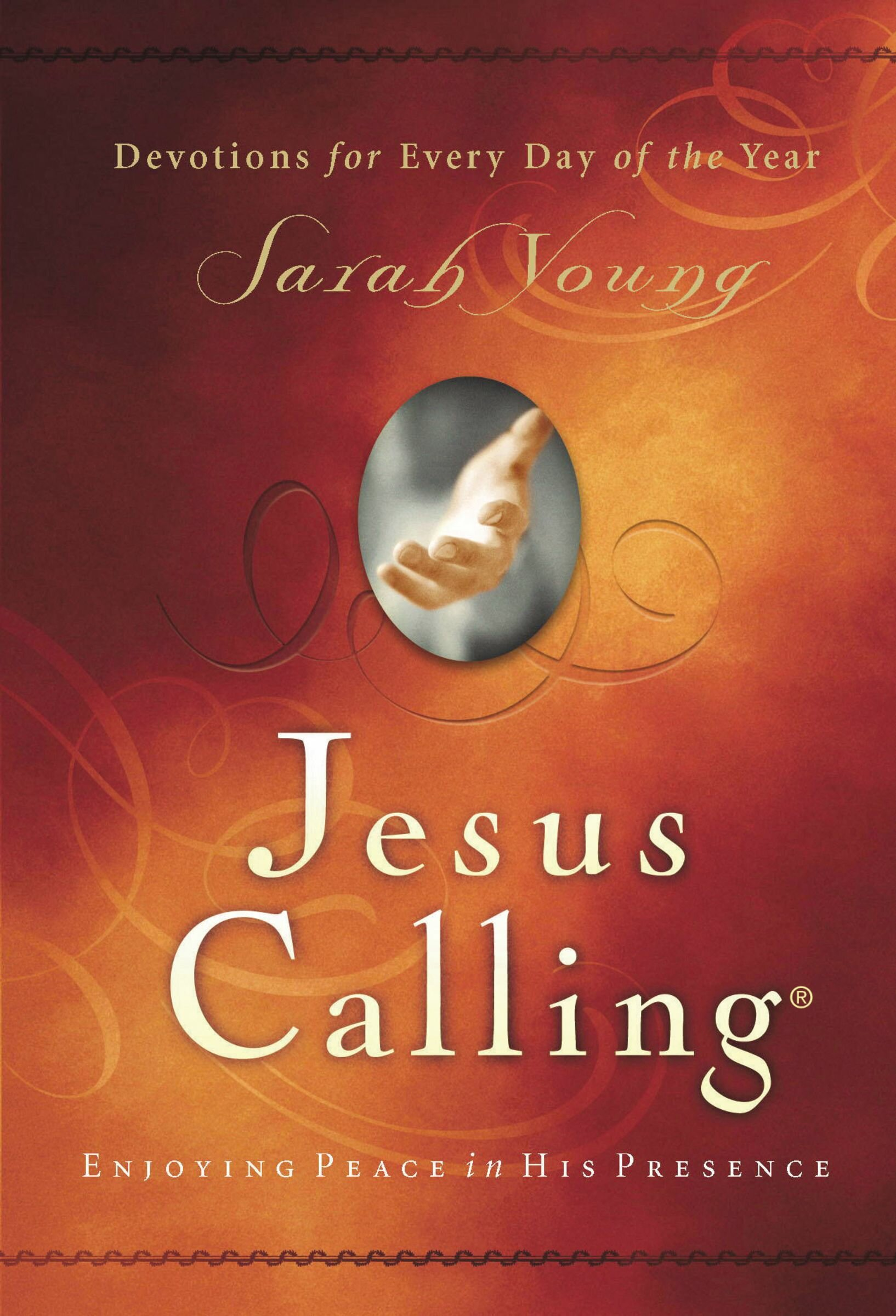 Jesus Calling: Enjoying Peace in His Presence, with Scripture references