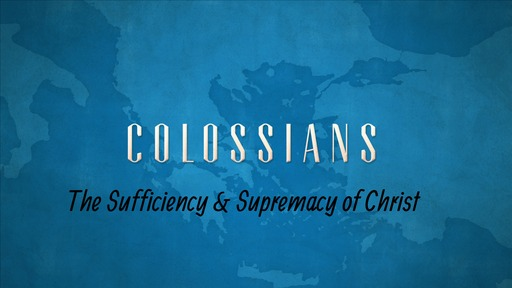 Paul's Letter to the Colossians