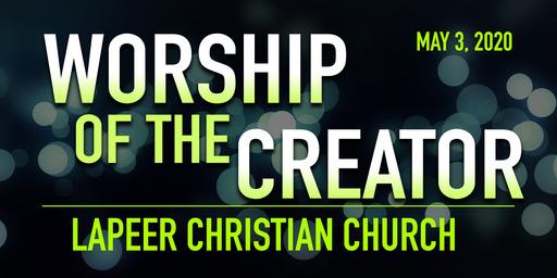 Worship of the Creator
