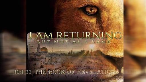 Book of Revelation  10:1-11