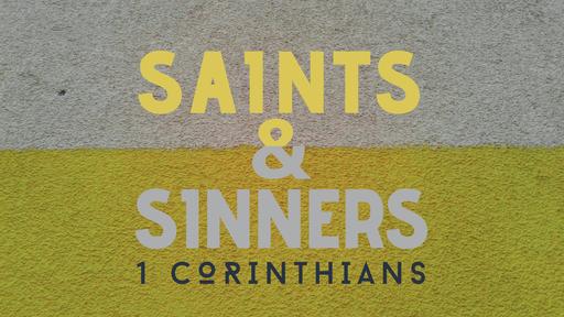 1 Corinthians 1:10—2:5