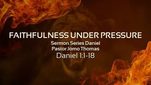 FAITHFULNESS UNDER PRESSURE