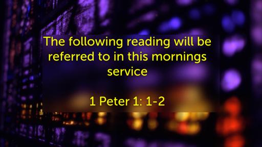 1 Peter 1:10-12