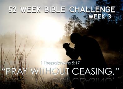 Declaring God's Word- Decree